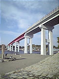 城ヶ島大橋&歌碑